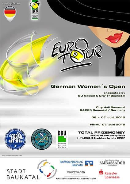 German Womens Open 2015