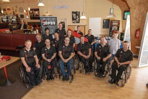 Gäste-Team ÖPBV Rollstuhlfahrer