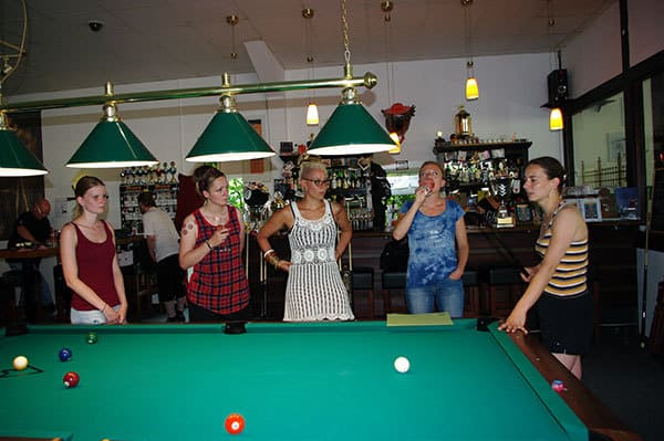 Lady's Rock'n Pool Tour