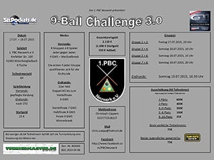 Neuwerk 9 Ball Challenge 2015