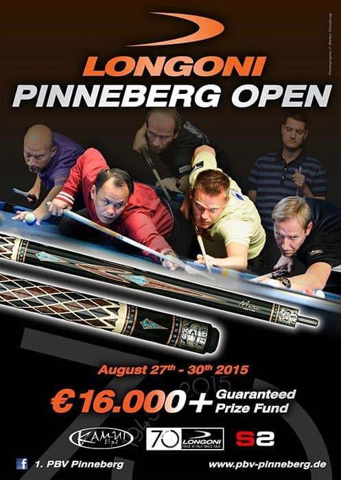 LONGONI Pinneberg Open 2015