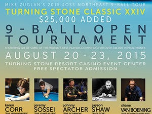 Turning Stone Classic XXIV 2015