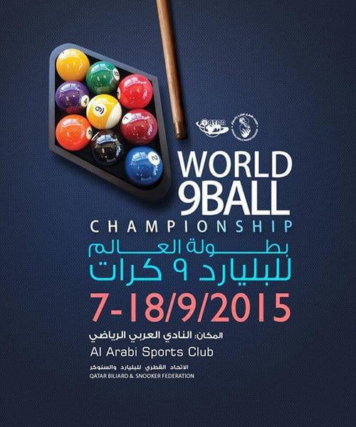 2015 WPA World 9 Ball Championship