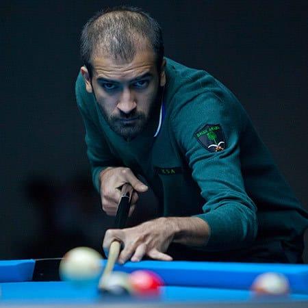 Abdulrahman Al Amar (SA) - Photo: Richard Walker & WPA