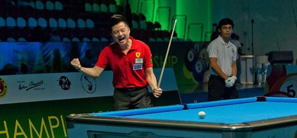 Ko Pin Yi (TPE) - Photo: Richard Walker & WPA