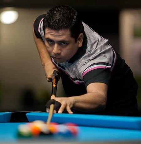 Ruben Bautista (MEX) - Photo: Richard Walker & WPA
