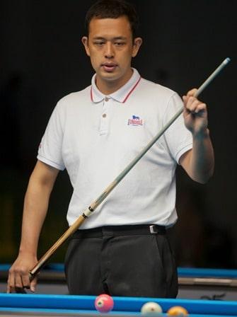 Ryu Seang Woo (KOR) - Photo: Richard Walker & WPA