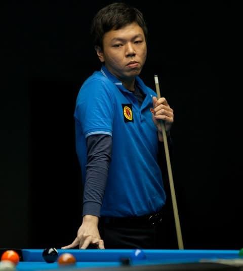 Wu Jiaqing (CHN) - Photo: Richard Walker & WPA