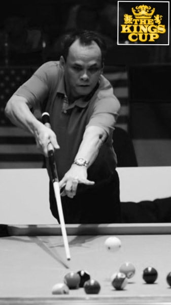 "World Champion Francisco ""Django"" Bustamante is one of the most awesome champions in billiards history. East vs West, The Real Rivalry begins November 19th. The Legend starts..."