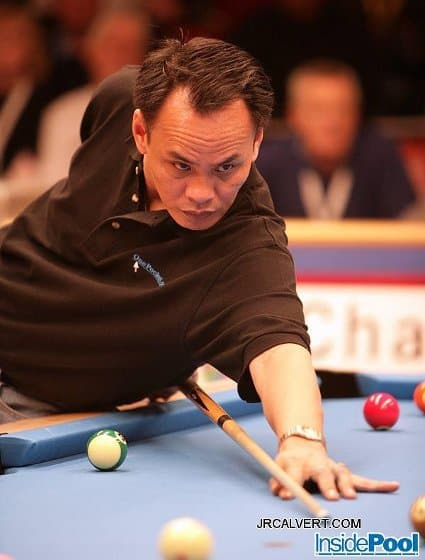 The awesome and flamboyant Francisco Bustamante joins Mika Immonen & Efren Reyes in what's sure to go down as one of the greatest rivalries ever.
