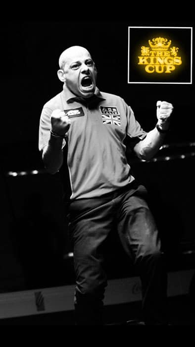 World Champion Darren Appleton is a proven electrifying element in team play. Kings Cup's East vs West, The Real Rivalry begins November 19th. The Legend starts... - Photo by Vinod Divakaran