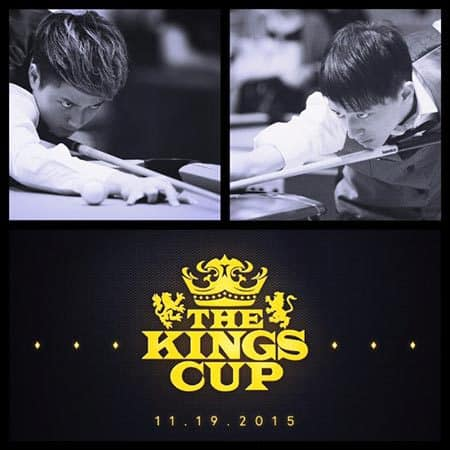 The World #1 & #8. Reigning double World Champion Ko Pin Yi & his younger brother Ko Ping Chung finalize the greatest Asian team ever assembled in history. In one month, we'll find out if it's the greatest team in the world. Kings Cup's East vs West, The Real Rivalry begins November 19th. The Legend starts...