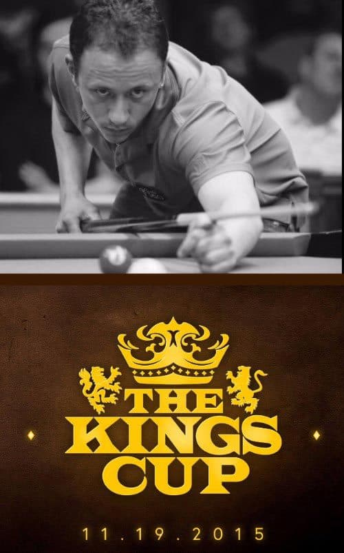 USA #1 and reigning 3-Times US Open Champion Shane Van Boening joins an all star cast with Mika Immonen, Darren Appleton, & Albin Ouschan on Team West to take on the mighty Team Asia.
