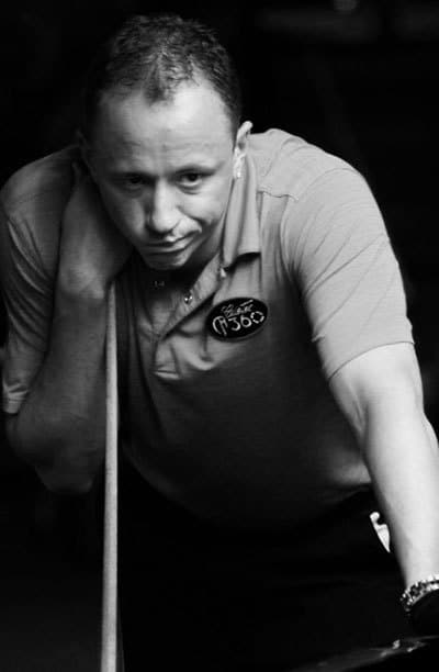 After numerous defeats in team events, Van Boening is looking forward to having a world class team backing him up