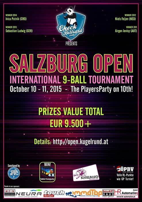 Salzburg Open 2015