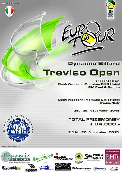 Treviso Open 2015