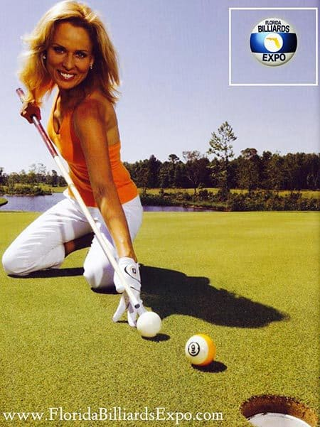 Ewa Laurance along with her celebrity golf commentator Mitch Laurance are avid golfers. Which means fans get to experience her skills on two greens! Buddy Hall, Jim Rempe, Joann Mason Parker, Ray Martin, & LoreeJon Hasson will also be on the greens!