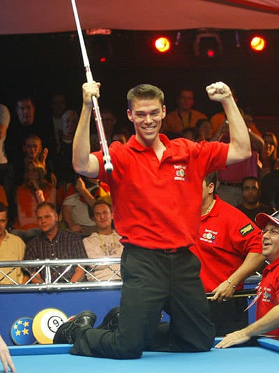 Corey Deuel (USA) - Photo: Matchroom Sports