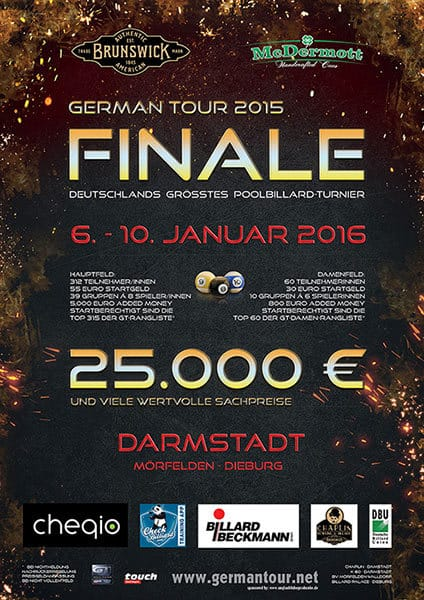 German Tour 2015 Finale