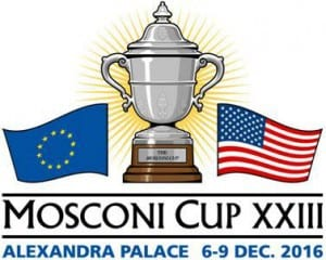 Mosconi Cup 2016