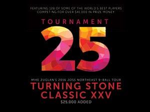 Turning Stone Classic XXV