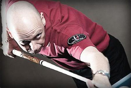 Ralf Souquet, 3x Weltmeister und BCA Hall of Famer. Foto: Universal-Billiard.com