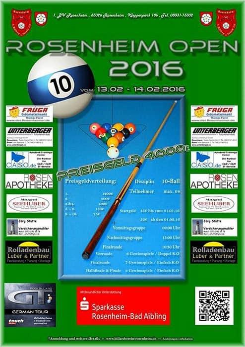 Rosenheim Open 2016
