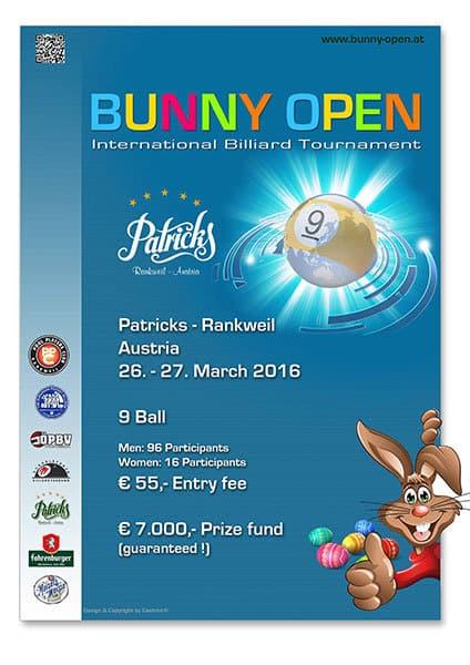 Bunny Open 2016