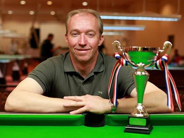 Gareth Hibbott, IPA World Blackball Champion - Photo: Sean Trivass
