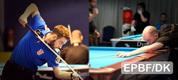 Roberto Bartol (CRO) & Nick van den Berg (NED)