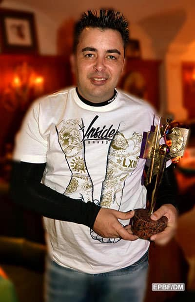 EPBF Player of the Year 2015, Francisco Diaz-Pizarro