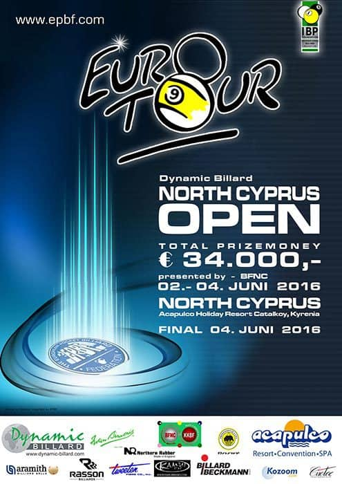 North Cyprus Open 2016