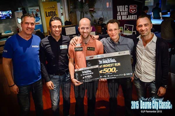 Team DCC with Jimmy Worung and Nick van den Berg