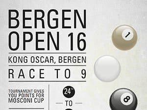 Bergen Open 2016