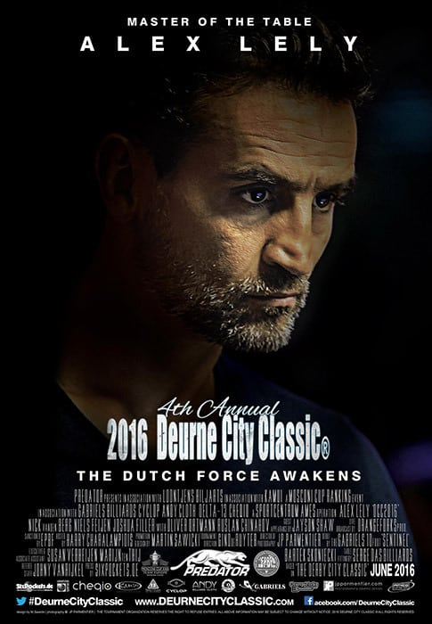 Deurne City Classic 2016