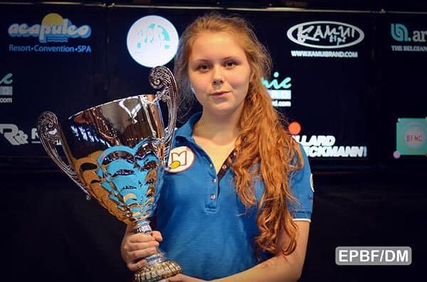 Kristina Tkach (RUS)