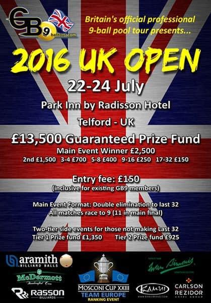 2016 UK Open