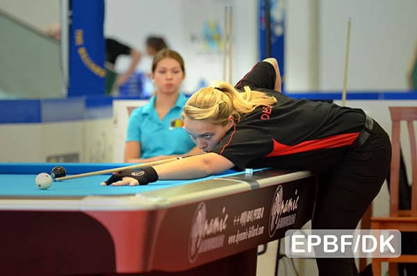 Pia Blaeser (GER) - Photo: EPBF