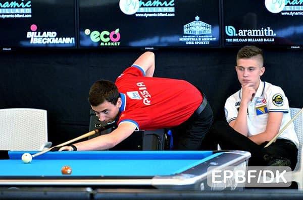Fedor Gorst (RUS) - Photo: EPBF