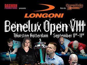 2016 LONGONI Benelux Open