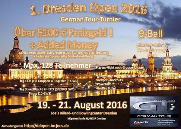Dresden Open 2016