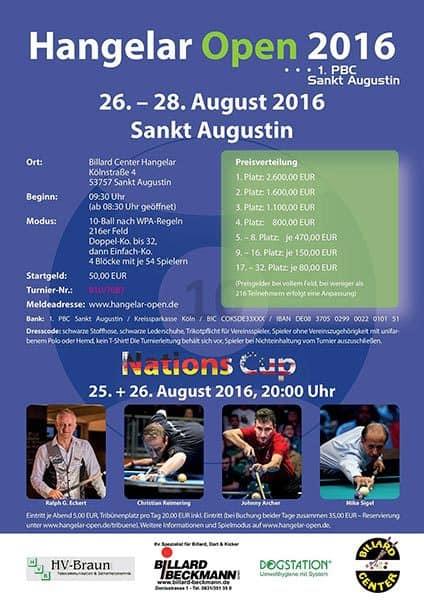Hangelar Open 2016