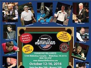 American 14.1 Straight Pool Championship 2016