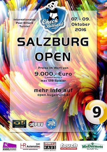 Salzburg Open 2016