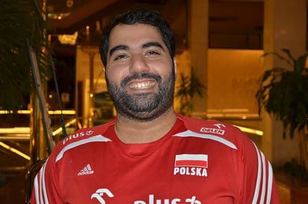 Kuwait Open Promoter Mohammad Saleh