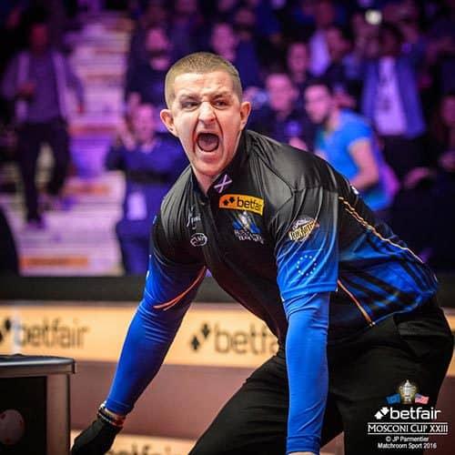 Jayson Shaw (Team Europe)