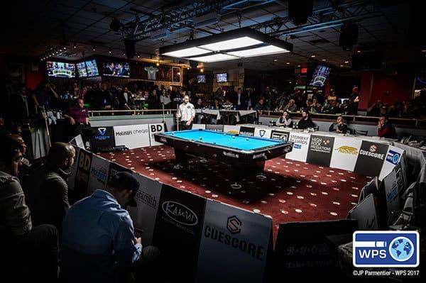 Steinway Billiards