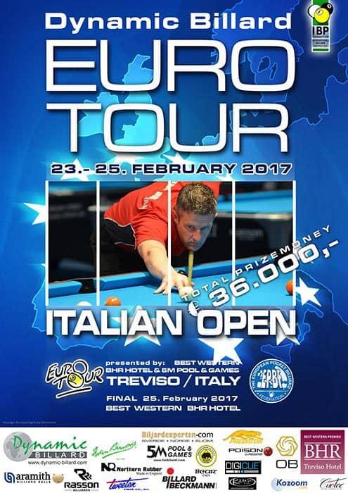 Italian Open 2017