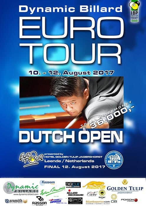 Dutch Open 2017