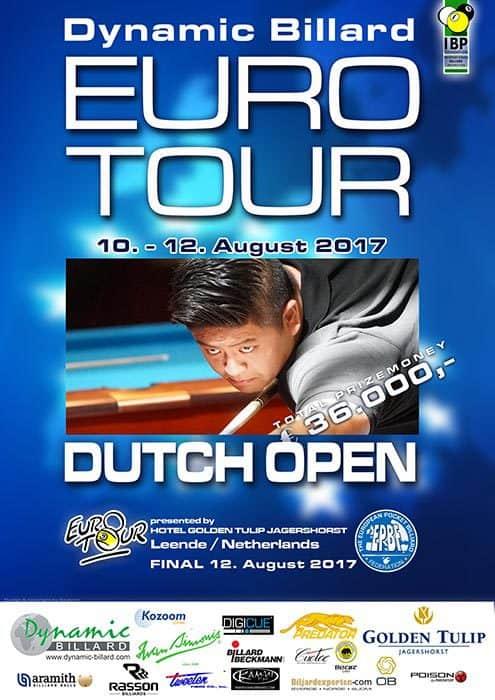 Dutch Open 2017